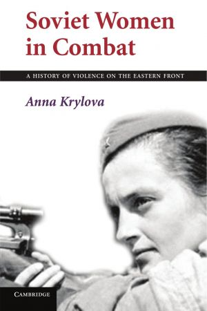 Soviet Women in Combat Book Jacket