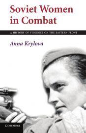 Soviet Women in Combat Book Jacket