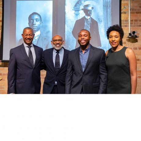 John W. Franklin, Richard J. Powell, Lamonte Aidoo, and Jasmine Nichole Cobb