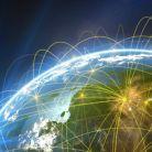 Networked globe