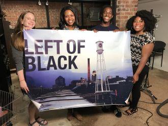 Left of Black team