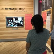 Human Rights Exhibit