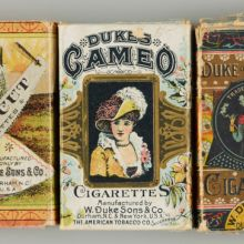 cigarette cartons