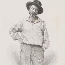 image of walt whitman