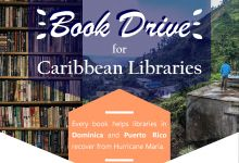 Book Drive for Caribbean Libraries