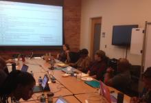 Announcing new cohort of FHI-NCCU Digital Humanities Fellows (2017-18)