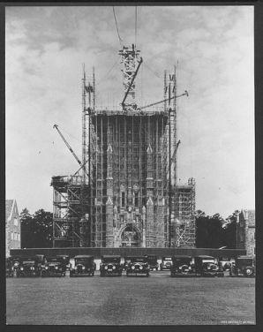 Stone By Stone: Who Built the Duke Chapel?