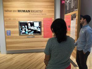 Human Rights Exhibit