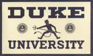 Duke Logo 1920s