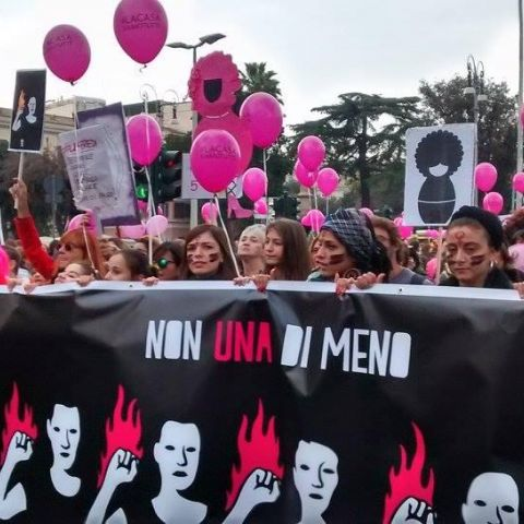 NonUnaDiMeno: Intersections of Migration & Feminist Movements