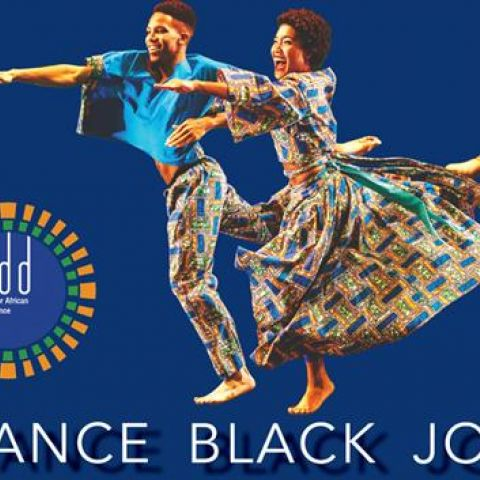 CADD Third Bi-Annual Conference: Dance Black Joy