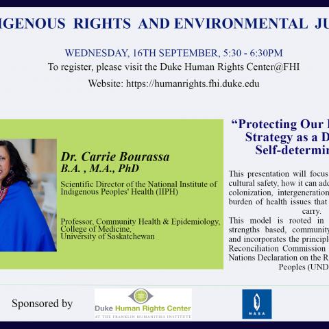 Dr. Carrie Bourassa