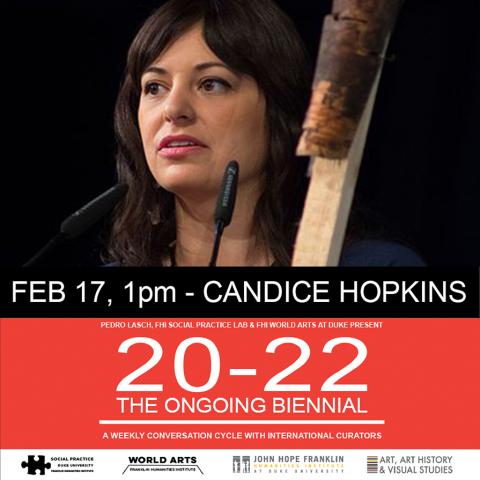 Candice Hopkins