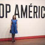 "Esther Gabara curated the exhibition ""Pop América"""