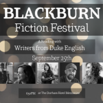 Blackburn Festival Opening Night Poster