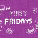 Ruby Fridays banner.