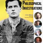 Flyer for Wittgenstein Workshop: Reading Philosophical Investigations