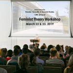 Thirteenth Annual Feminist theory Workshop