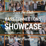 Bass Connections Showcase