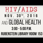 HIV/AIDS and Global Health at Duke University | FULL EVENT