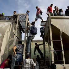 Transit Migration in Mexico and the Vertical Border