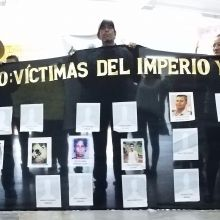 martyrs of imperialism and dictatorship