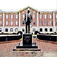 James Shepard monument